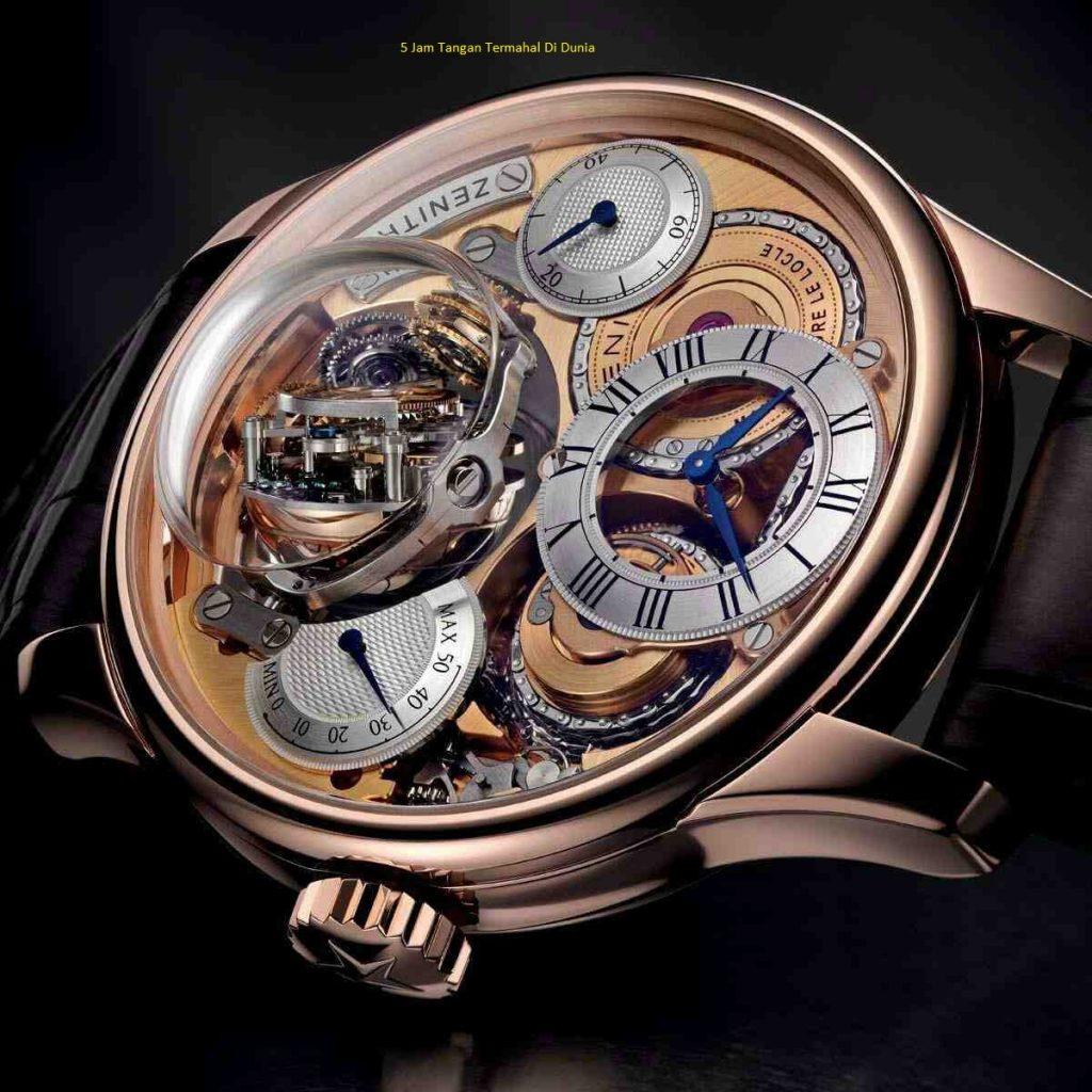 5 Jam Tangan Termahal Di Dunia