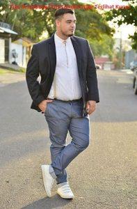 Tips Berpakaian Pria Gendut Agar Terlihat Kurus