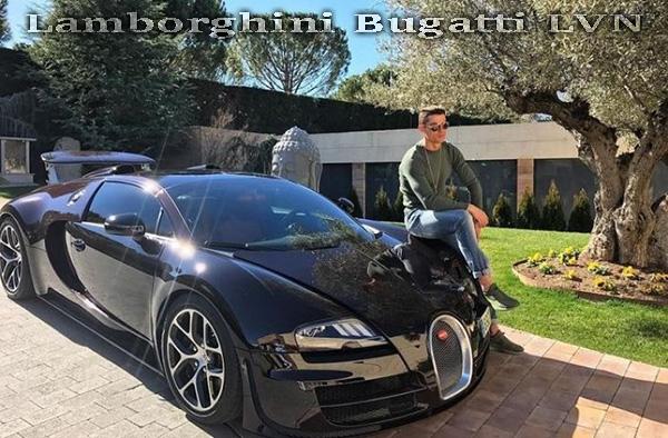 Lamborghini Bugatti LVN